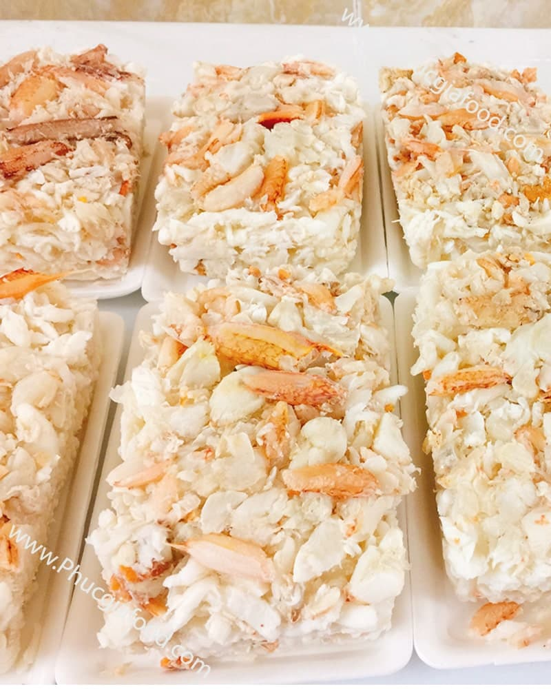 bán thịt ghẹ bóc nõn sẵn đóng hộp ngon nhất ở hà nội sỉ lẻ số lượng lớn