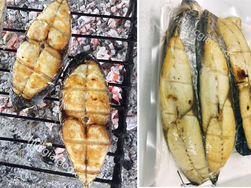 Đại lý chuyên sỉ lẻ báo giá cá thu nướng ngon quảng ninh ở tại hà nội
