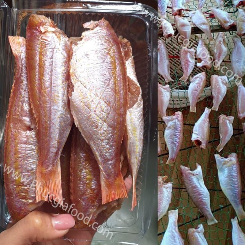 Địa chỉ bán cá hồng 1 nắng uy tín nhất tại Hà Nội