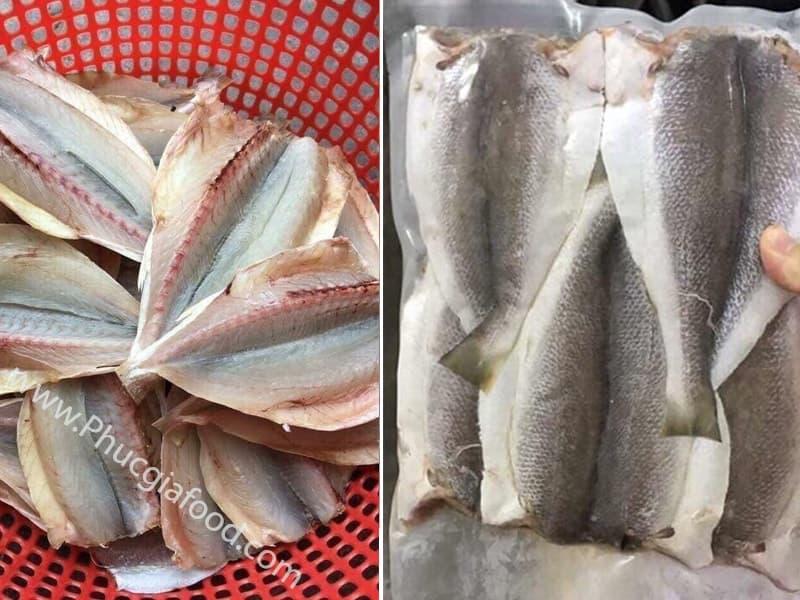 Lý do nên mua sỉ lẻ cá đù một nắng ngon ngay tại phúc gia food