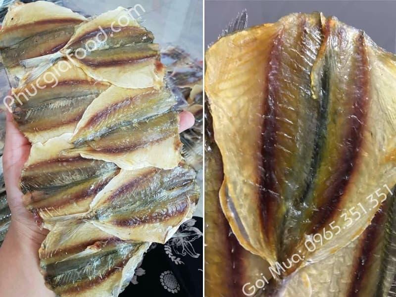 Bán cá chỉ vàng nướng ngon sỉ lẻ uy tín