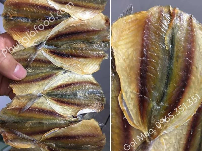 Báo giá cá chỉ vàng khô bao nhiêu tiền 1kg